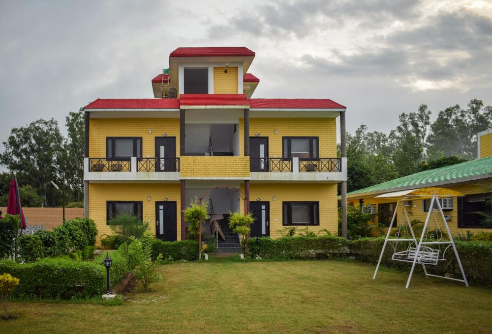 D Hotel And Resort Corbett