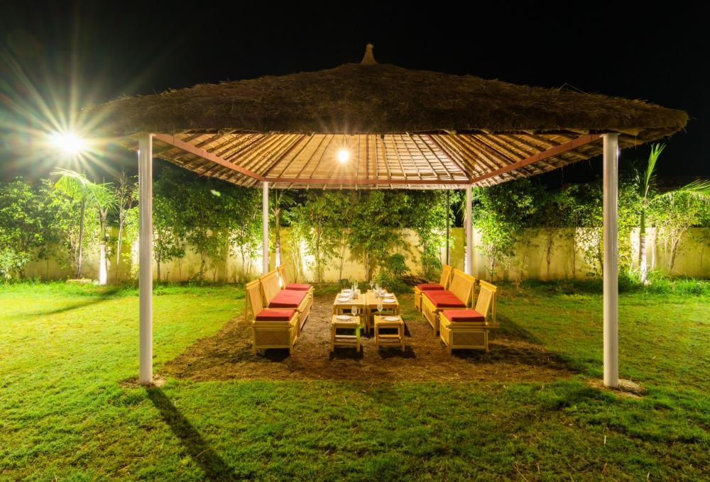 Hut D Hotel And Resort Corbett