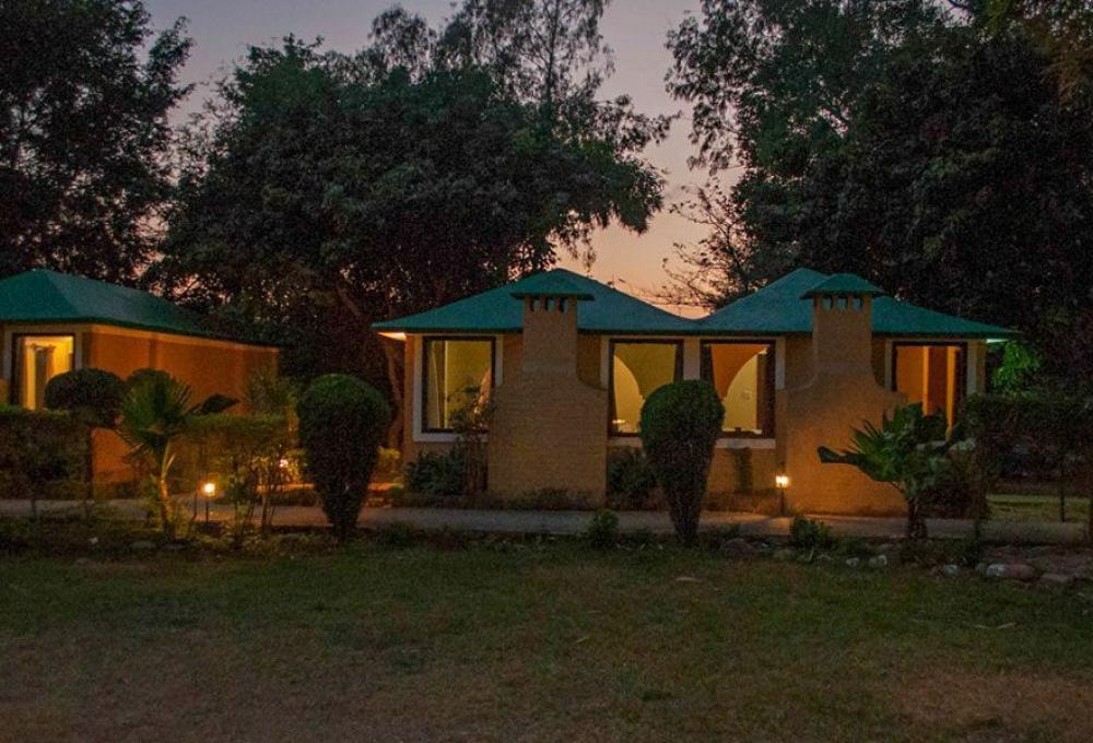 Bagheera Jungle Retreat Corbett