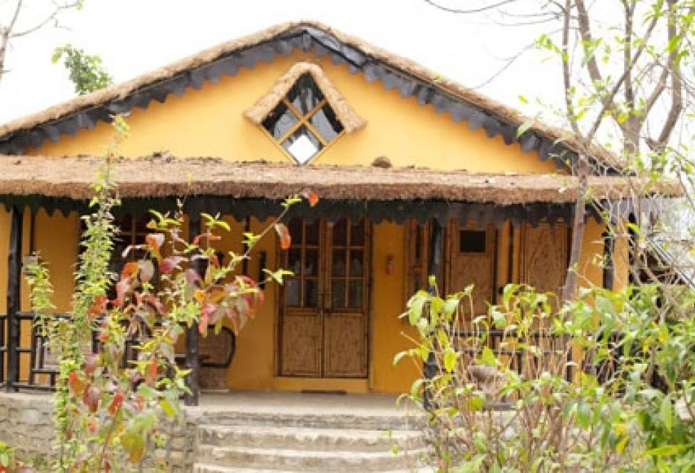 Ashokas Tiger Trail Corbett