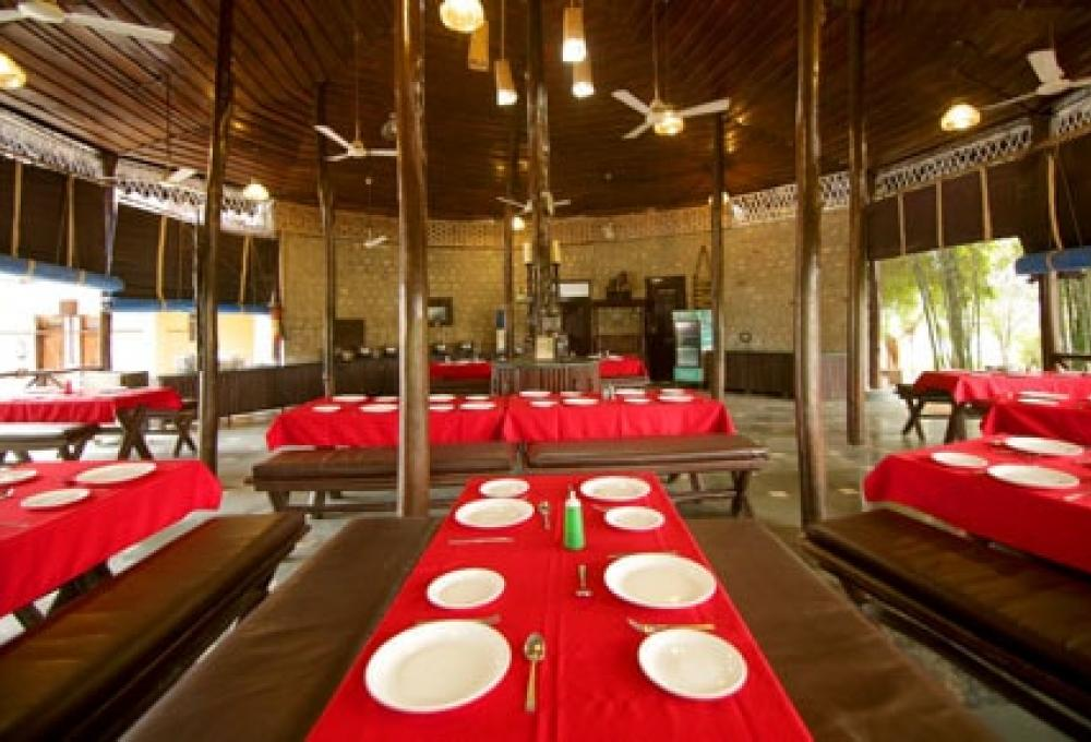Restaurant Ashokas Tiger Trail Resort