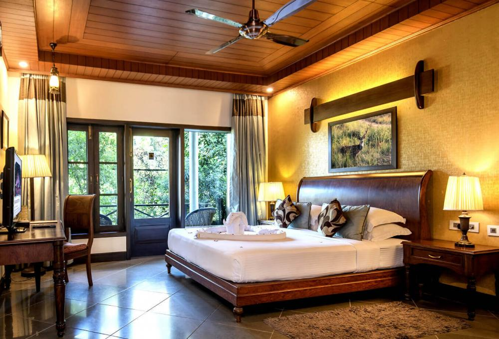 Corbett Club Aahana Resort