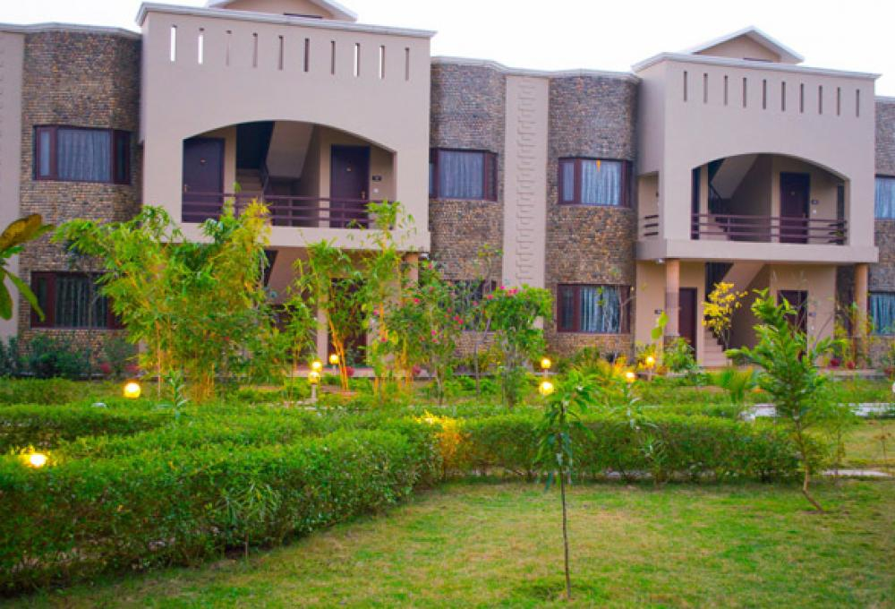 Tusker Trail Resort in Jim Corbett