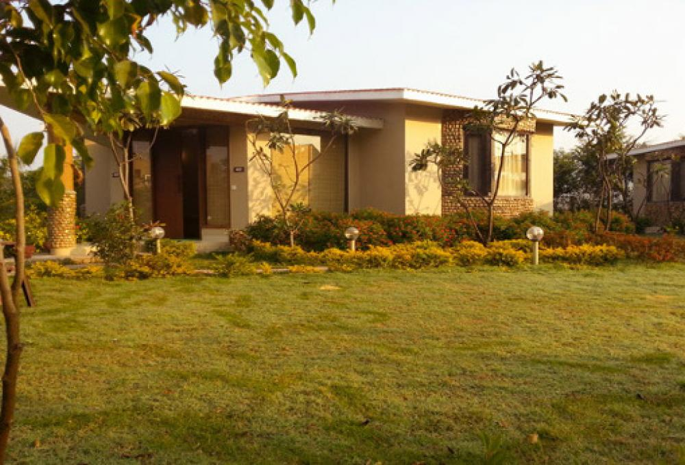 Corbett Tusker Trail Resort in Jim Corbett