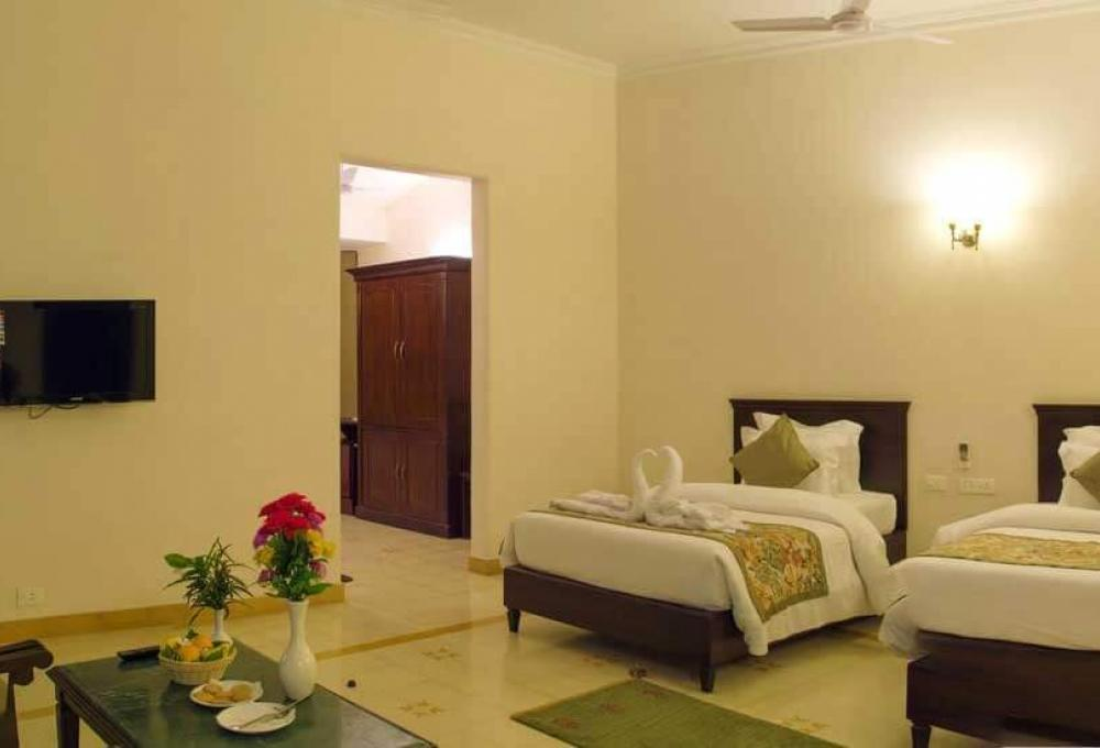 Premium cottage room Nadiya Parao Resort
