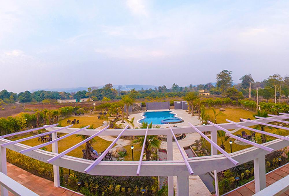 Pool View The Darien Resort