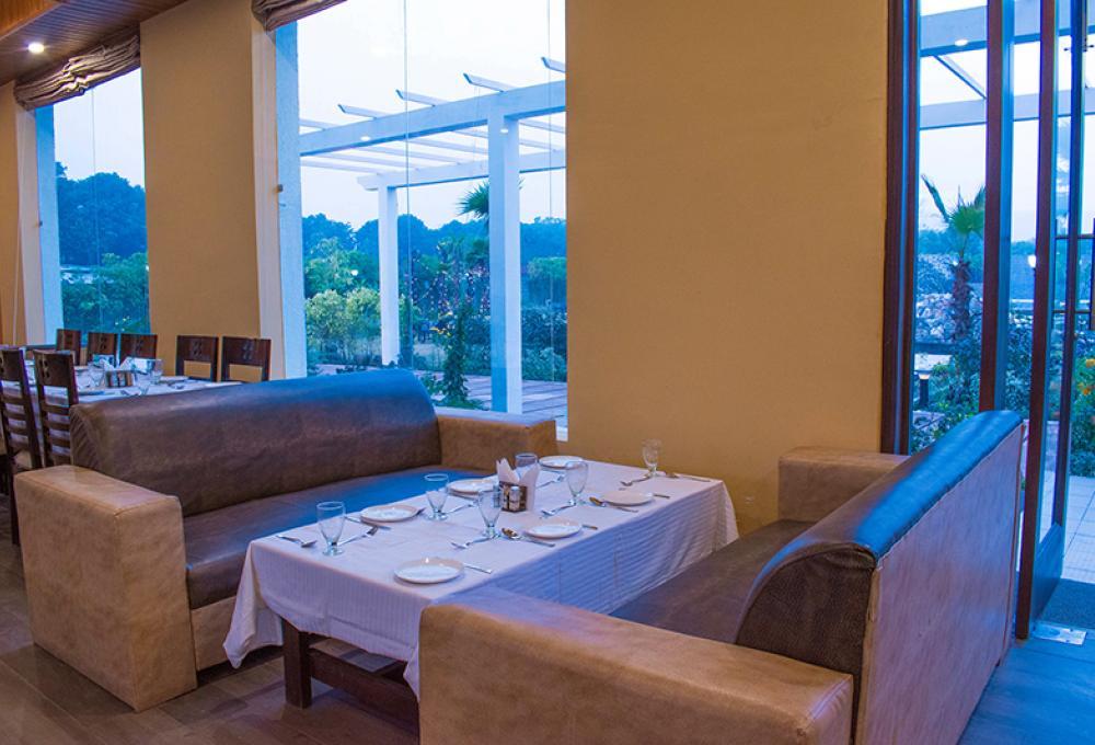 The Darien Resort In Jim Corbett