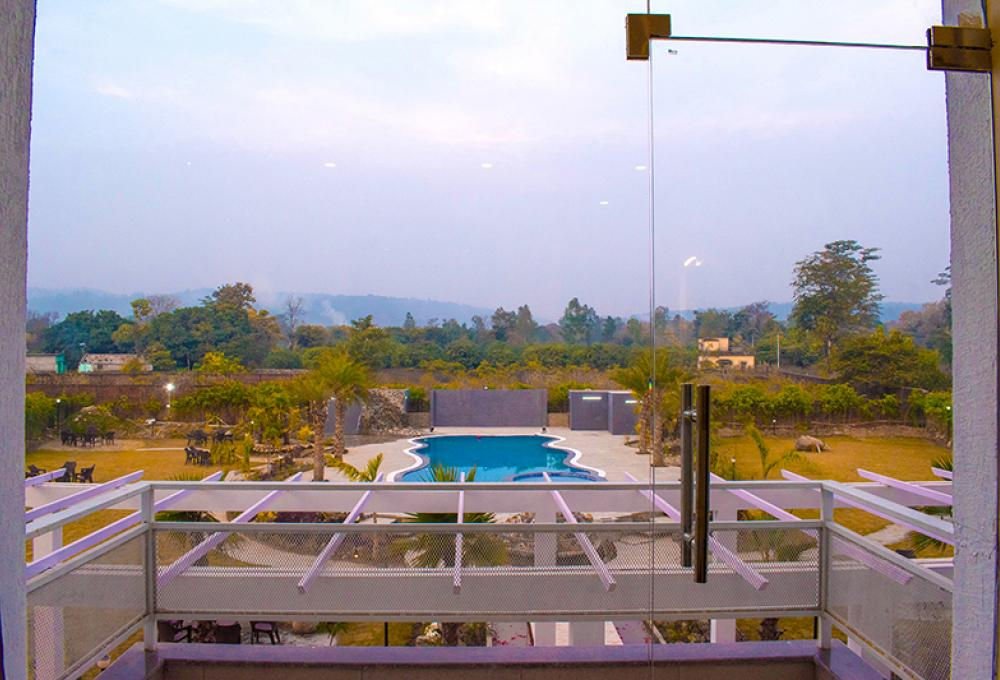 Room View The Darien Resort