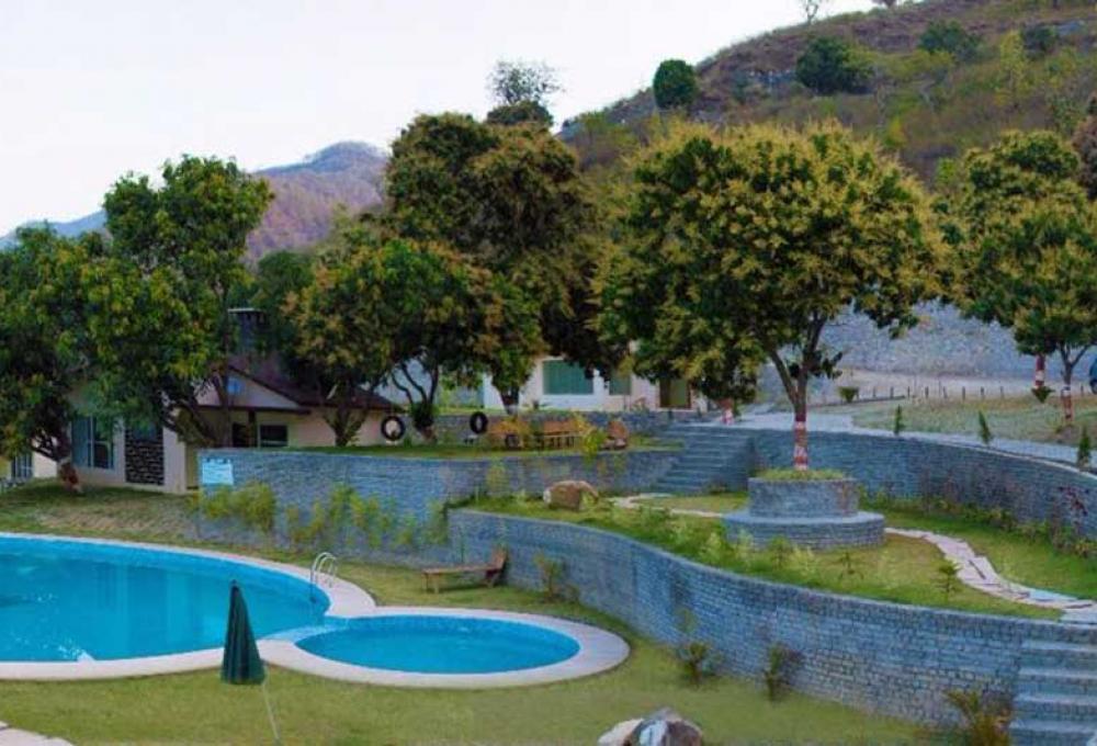 Swiming Pool LaTigre Resort