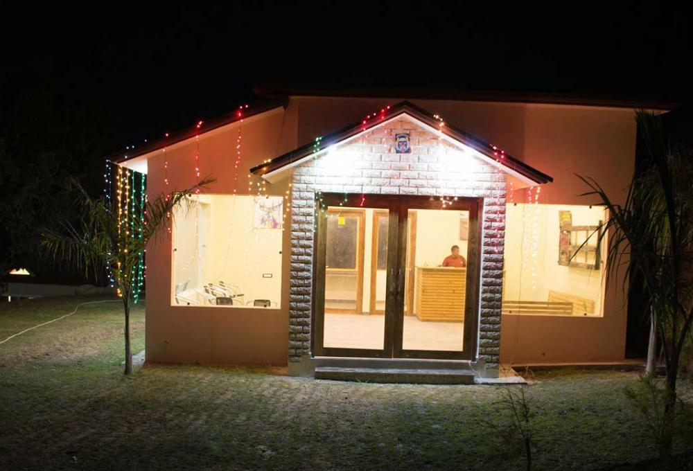 Reception LaTigre Resort