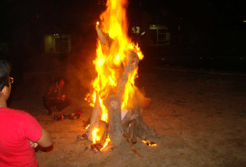 Bonfire LaTigre Resort