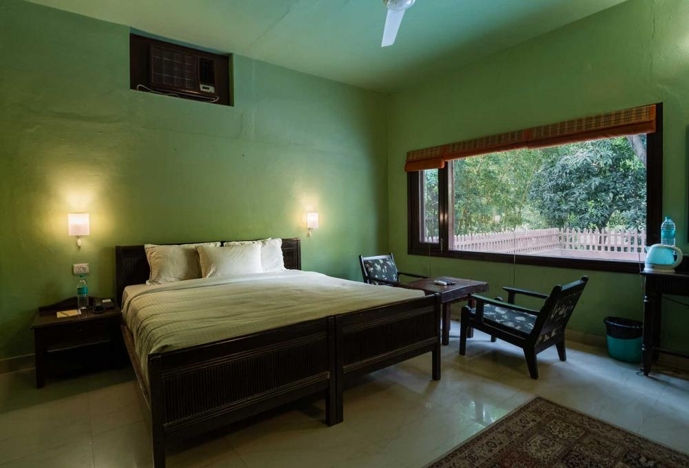 Standard Rooms Corbett Riverside Resort