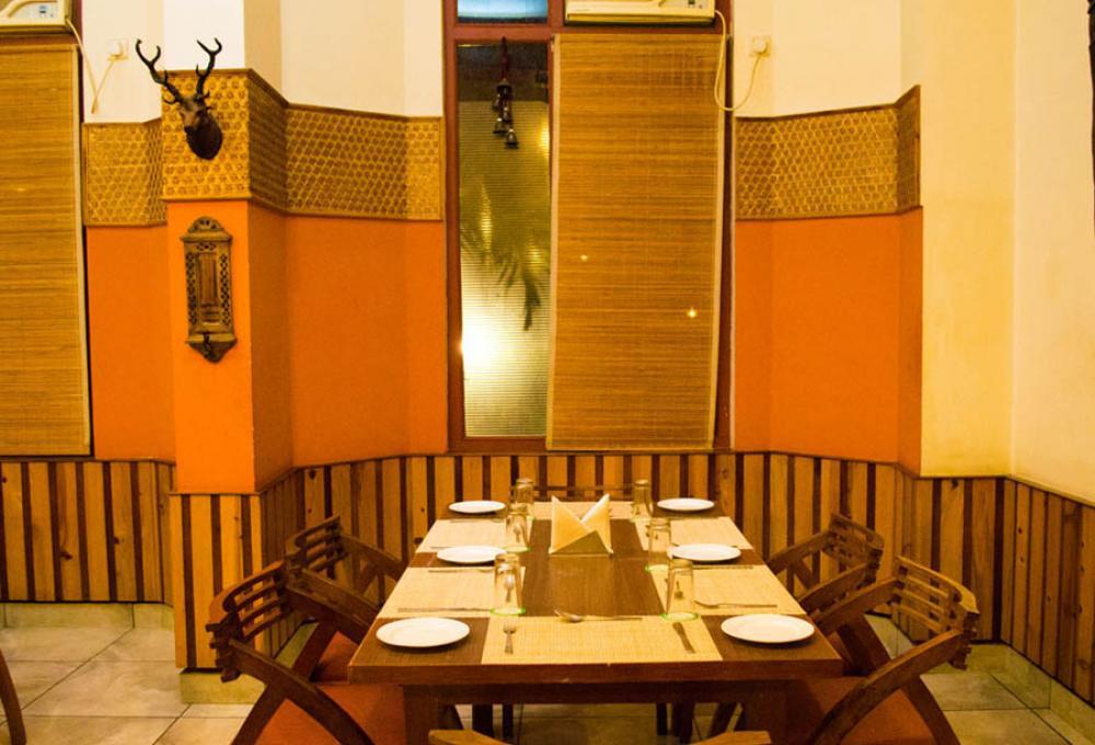 Tiger groove Restaurant