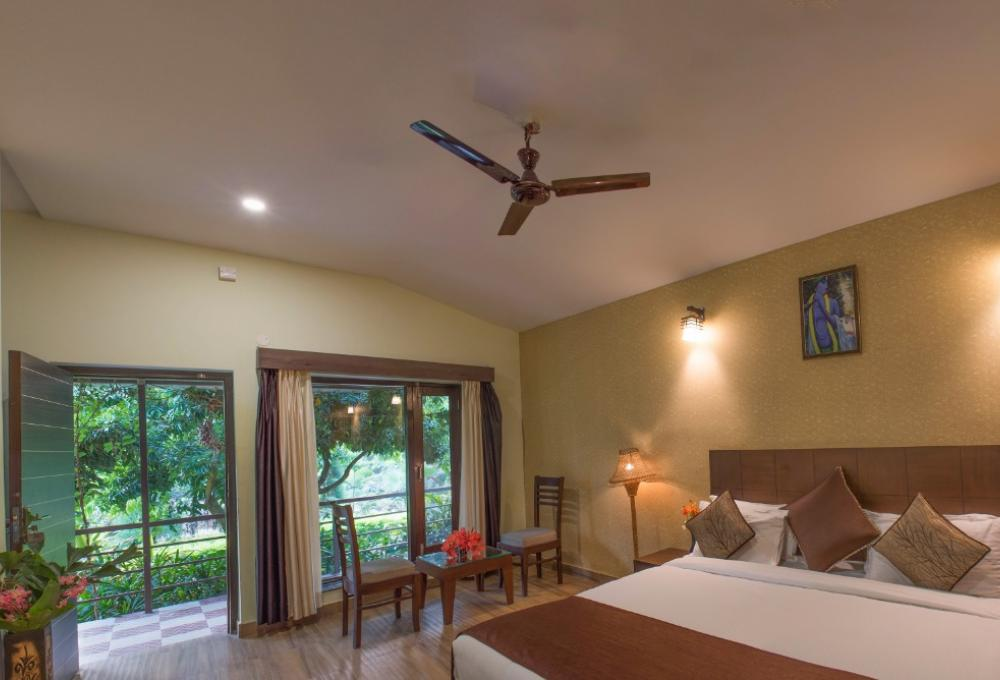 Tigers N Trees Resort jim Corbett