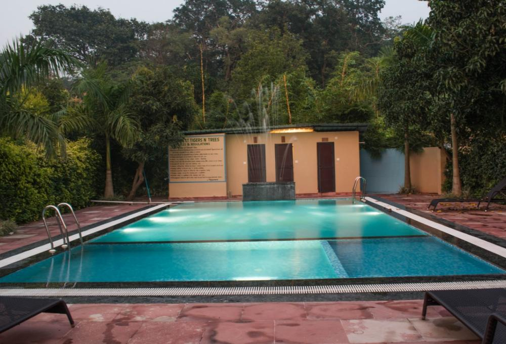 Corbett Tigers N Trees Resort