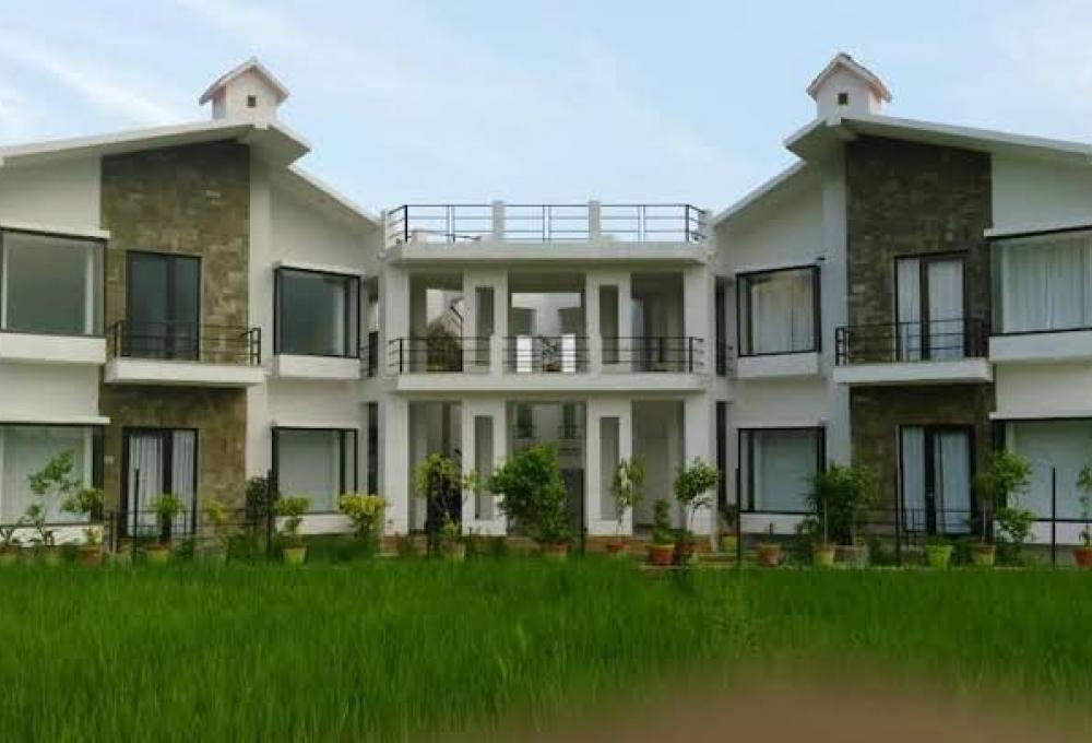 Corbett Solitaire Resort