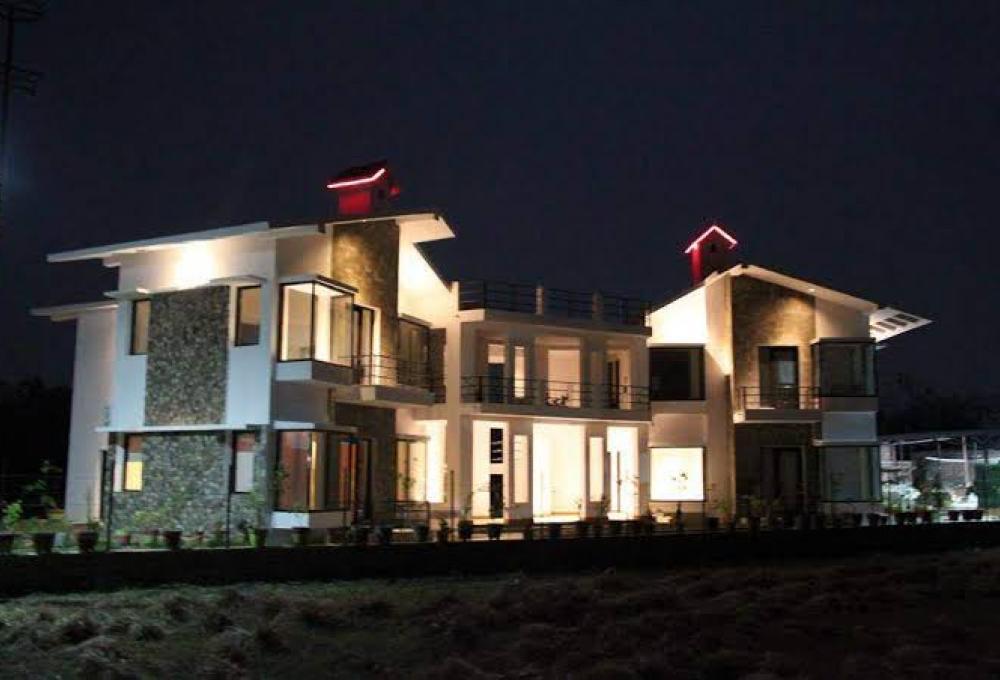 Solitaire Resort in Jim Corbett