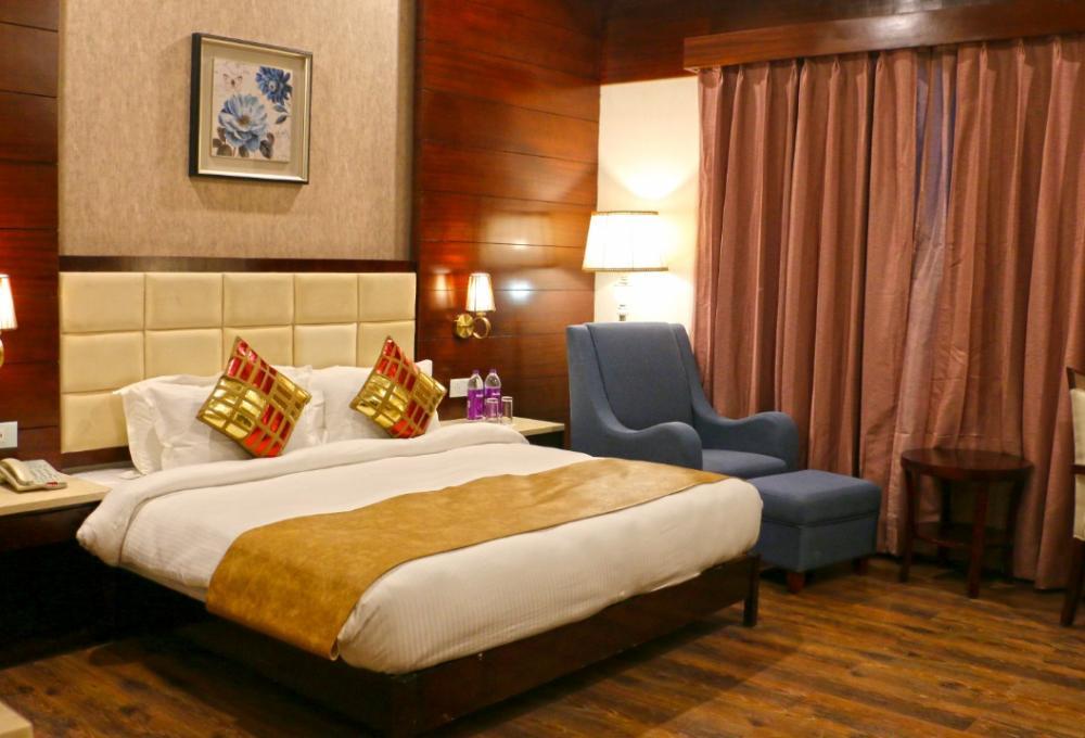 The Blue Orchid Hotel Corbett