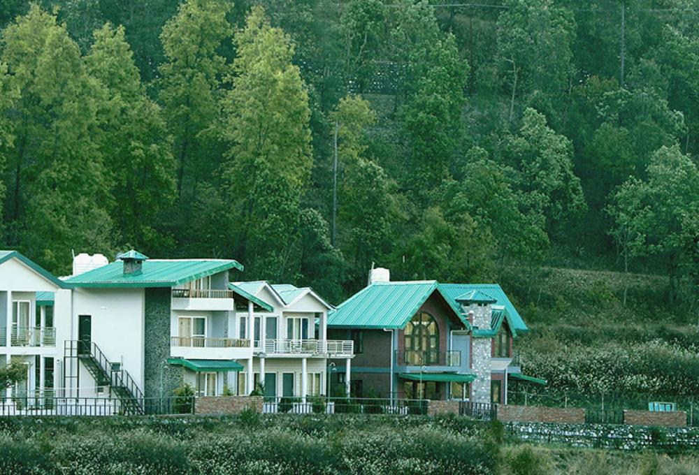 Cottages At Village Naukuchiatal