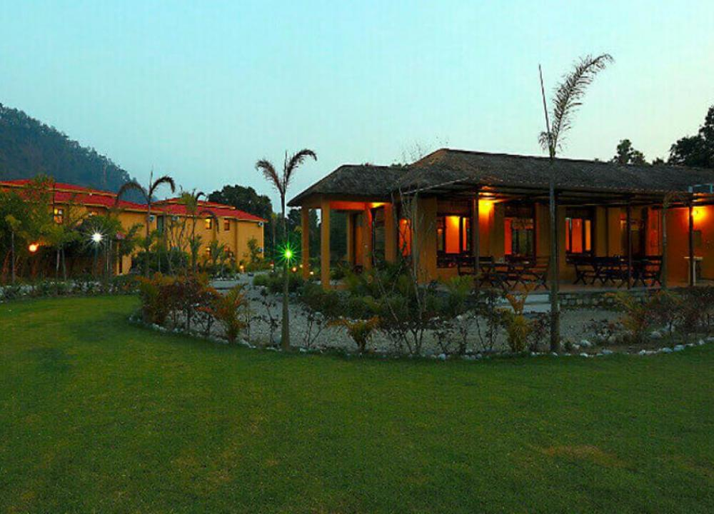 Top Best Deluxe Resorts in Corbett