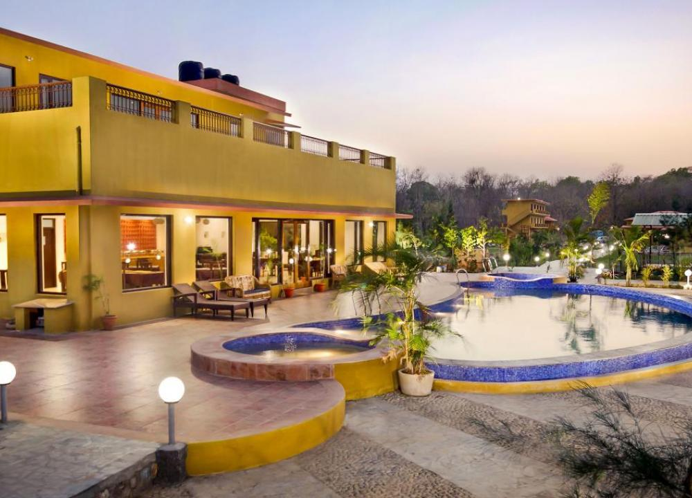 Top 5 Deluxe Resort in Corbett
