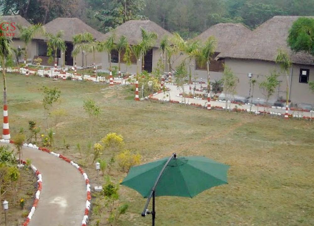 resorts near kosi river jim corbett