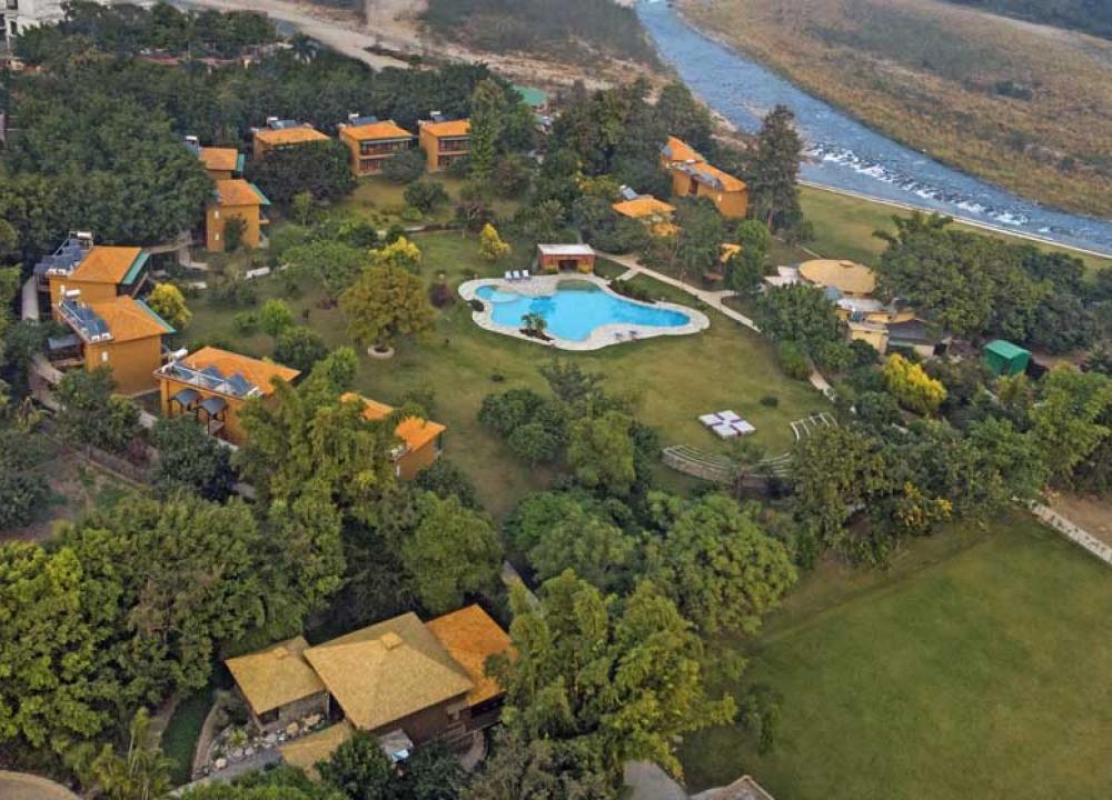 Best Riverside Resorts in Jim Corbett