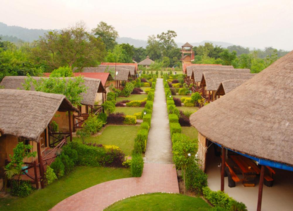 Best 3 Star Resorts in Jim Corbett