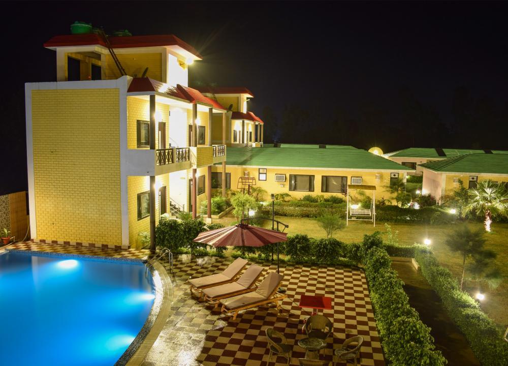 Best 3 Star Hotels in Jim Corbett