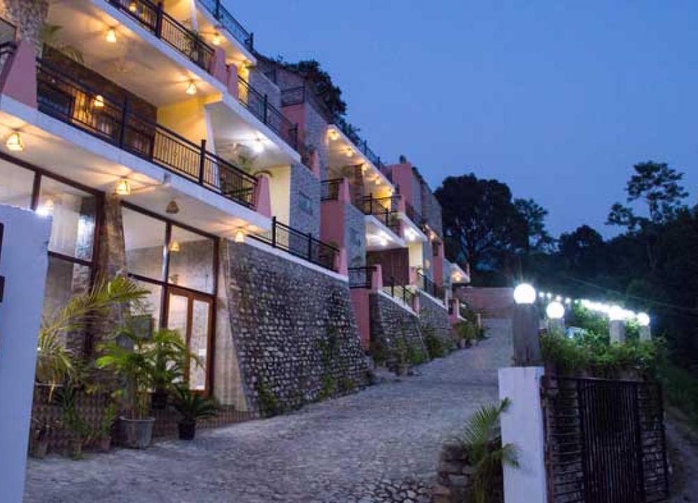4 Star Resorts in Jim Corbett