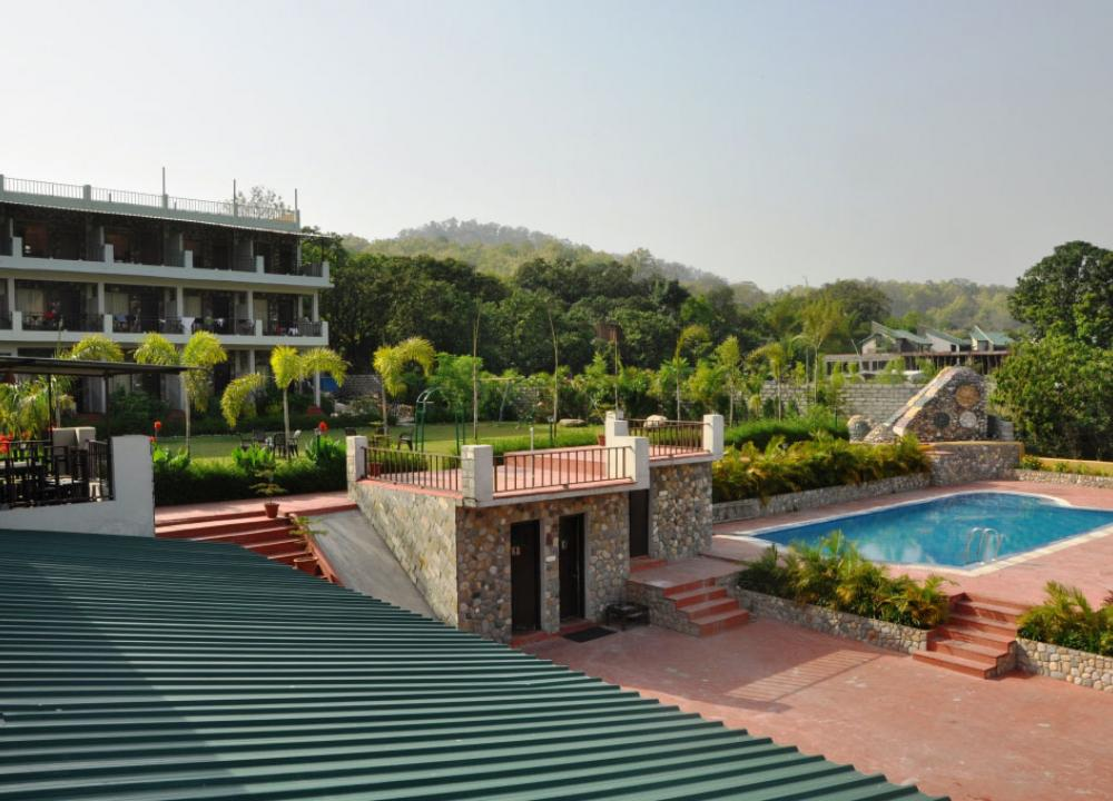 Best Hotels in Jim Corbett