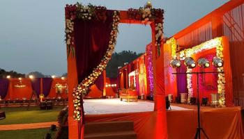 DREAM WEDDING AT JIM CORBETT