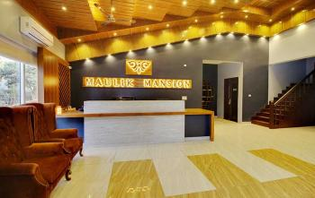 1 Night Package Maulik Mansion Resort