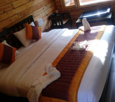 Wooden Cottage River View Rooms